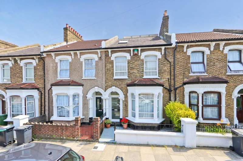 5 Bedrooms Terraced House for sale in Howson Road, London SE4