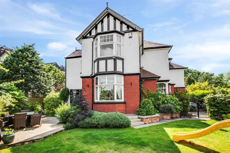 5 Bedrooms Detached House for sale in Broadoak Road, Worsley, Manchester, M28 2TG