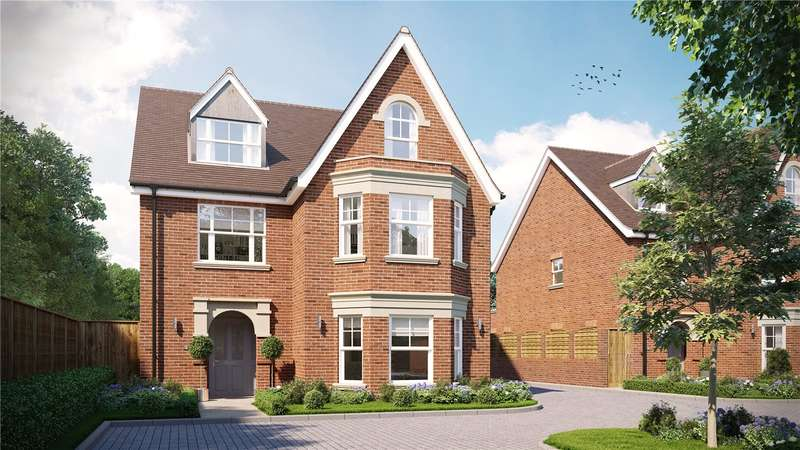 5 Bedrooms Detached House for sale in Stuart Place, London Road, St Albans, AL1