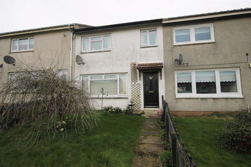 2 Bedrooms Terraced House for sale in Mcgreggor Path, Glenboig