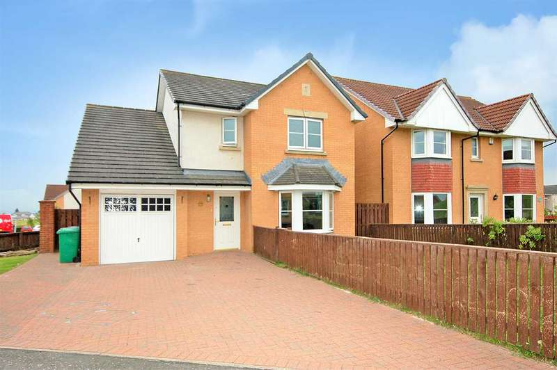 4 Bedrooms Detached Villa House for sale in Sandpiper Gardens, Dunfermline