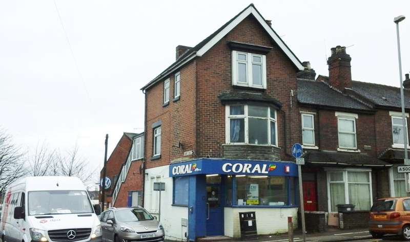 2 Bedrooms Commercial Development for sale in 2 Bishop Street, Fenton, Stoke-on-Trent, Staffordshire, ST4 3EN