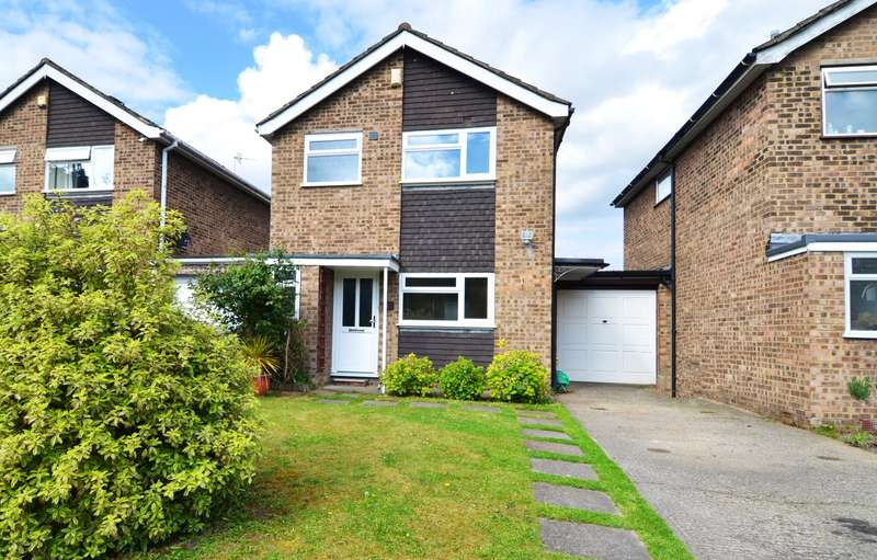 3 Bedrooms Link Detached House for sale in Birfield Road, Loudwater, HP10