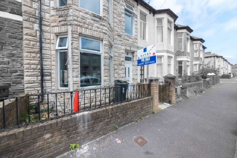 3 Bedrooms Terraced House for sale in London Street, Maindee, Newport. NP19 8DG