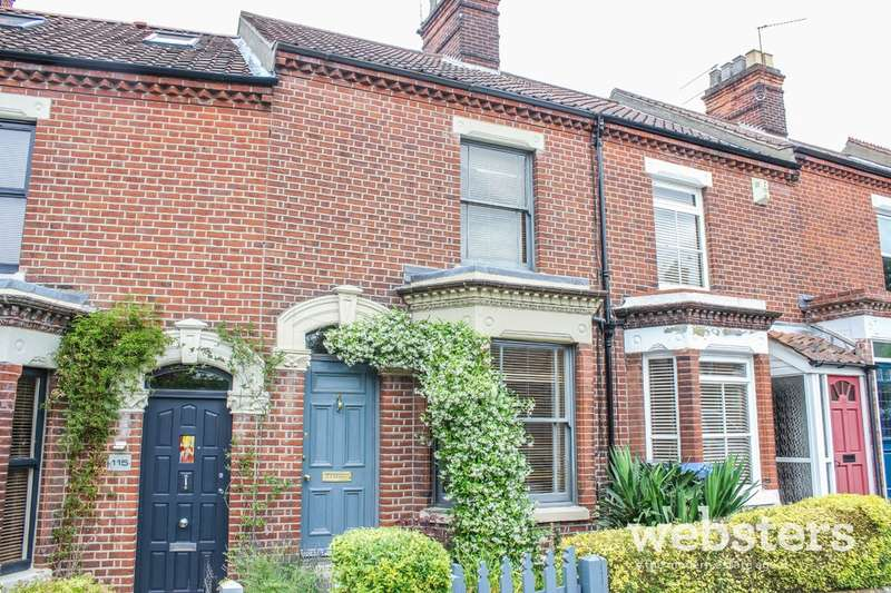 2 Bedrooms Terraced House for sale in College Road, Norwich NR2