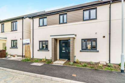 3 Bedrooms Semi Detached House for sale in Plymstock, Plymouth, Devon