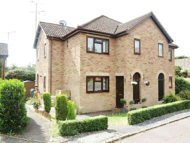 1 Bedroom Terraced House for sale in Sibley Park Road, Lower Earley, Reading