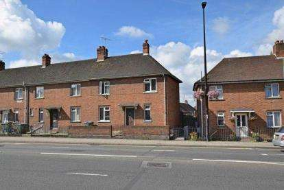 3 Bedrooms End Of Terrace House for sale in Friarage Road, Aylesbury