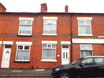 3 Bedrooms Terraced House for sale in Stanhope Street, North Evington, Leicester, Leicestershire