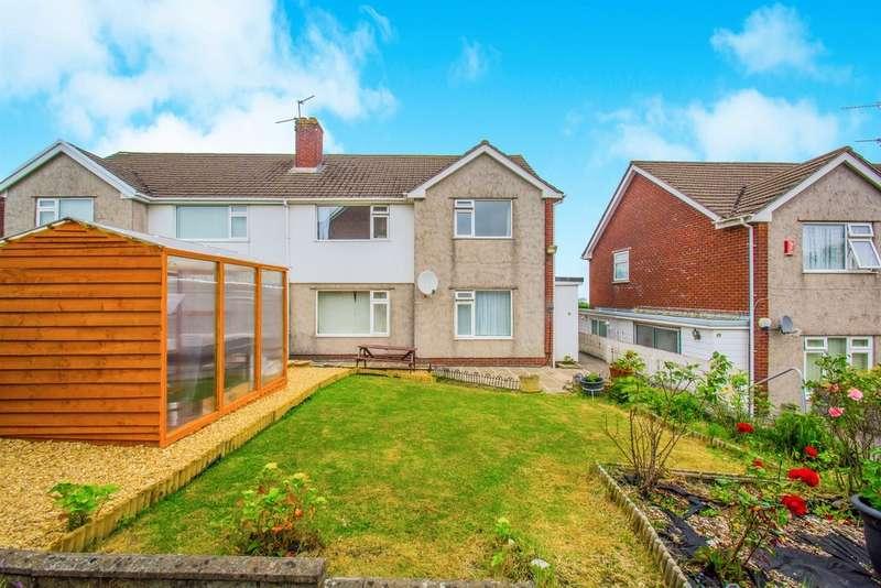 2 Bedrooms Maisonette Flat for sale in Pant Y Celyn Road, Llandough, Penarth