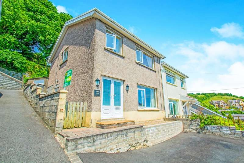 3 Bedrooms Semi Detached House for sale in Church Street, Llantrisant, Pontyclun