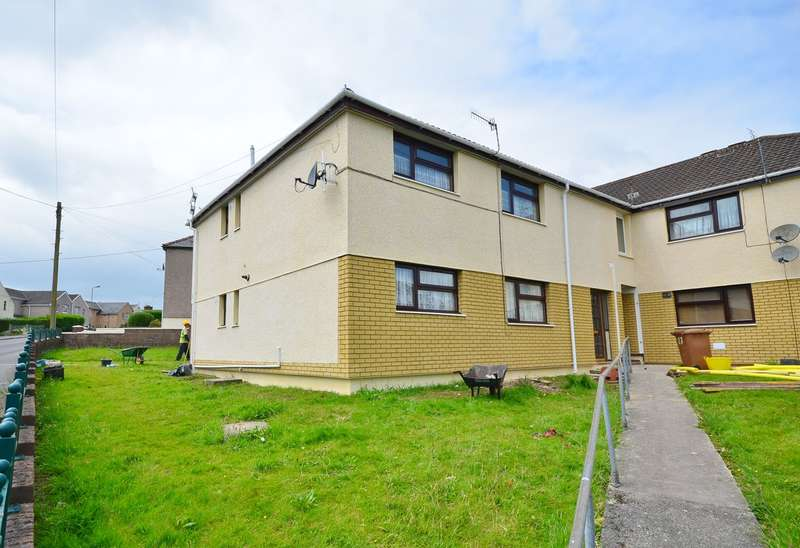 2 Bedrooms Ground Flat for sale in Second Avenue, CAERPHILLY, CF83