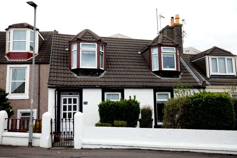 3 Bedrooms Terraced House for sale in Manse street, Saltcoats, Ayrshire, KA21