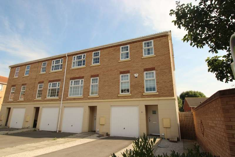 3 Bedrooms Property for sale in Caspian Drive, Derby, DE24