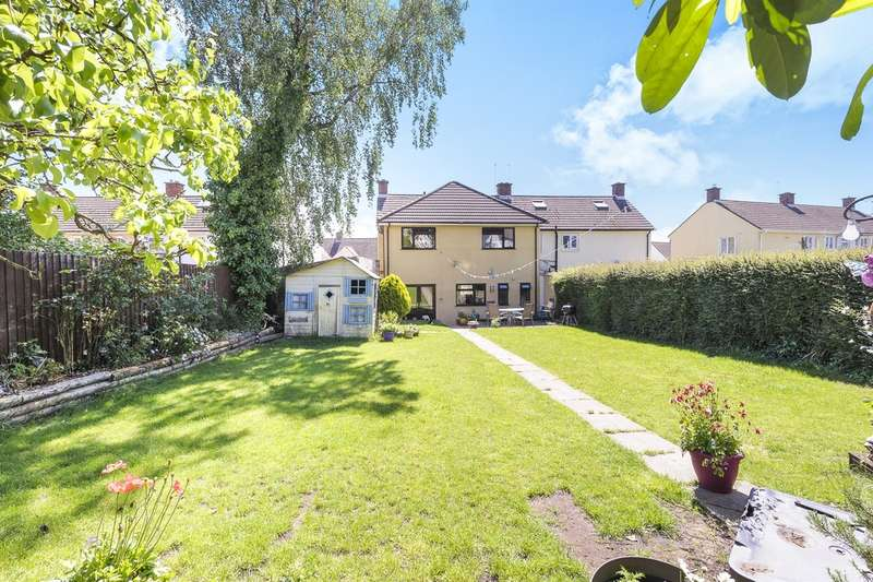 4 Bedrooms Semi Detached House for sale in St Davids Crescent, Penarth