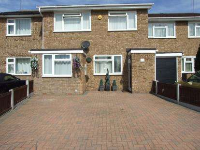 4 Bedrooms Terraced House for sale in Canvey Island, Essex
