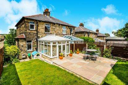 3 Bedrooms Semi Detached House for sale in Sowerby New Road, Sowerby Bridge, Halifax, West Yorkshire