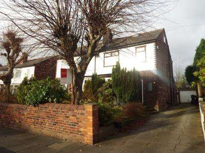 4 Bedrooms Semi Detached House for sale in Doveleys Road, Salford, Greater Manchester