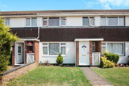 3 Bedrooms Terraced House for sale in St. Agnells Lane, Hemel Hempstead, Hertfordshire, England