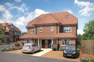 4 Bedrooms Semi Detached House for sale in Hanbury Mews, Orchard Avenue, Shirley