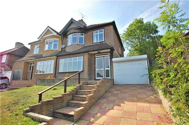 3 Bedrooms Semi Detached House for sale in St. Andrews Road, COULSDON, Surrey, CR5 3HB