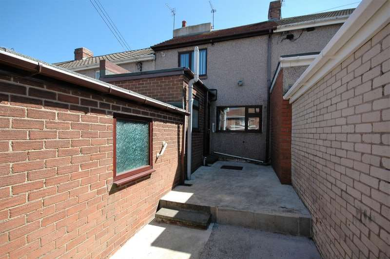 2 Bedrooms Terraced House for sale in Phalp Street, South Hetton, County Durham, DH6