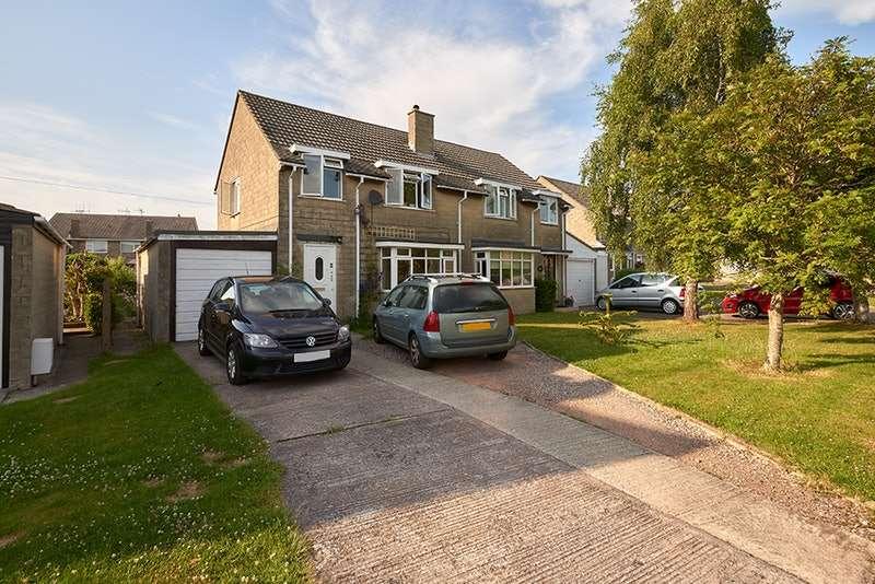 3 Bedrooms Semi Detached House for sale in Horse Road, Trowbridge, Wiltshire, BA14