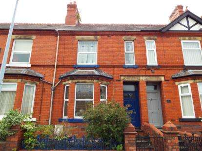 4 Bedrooms Terraced House for sale in Brookmount, Llangollen Road, Acrefair, Wrexham, LL14