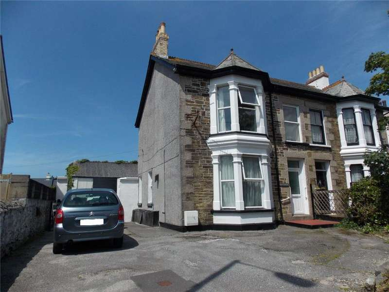3 Bedrooms Semi Detached House for sale in Barncoose Terrace, Redruth