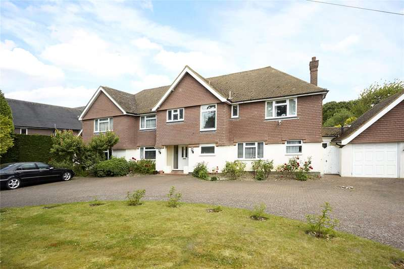 6 Bedrooms Detached House for sale in Golf Side, Cheam, Sutton, SM2
