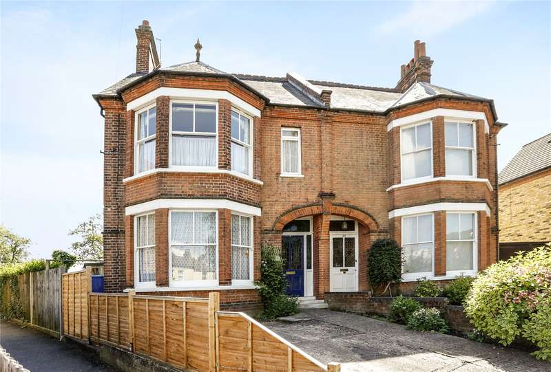 5 Bedrooms Semi Detached House for sale in Kingsfield Road, Watford, Hertfordshire, WD19