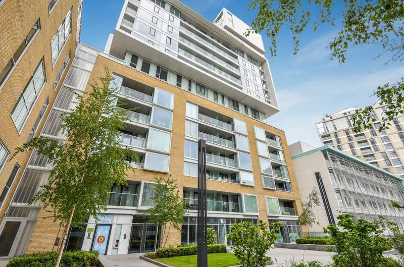 1 Bedroom Flat for sale in Beacon Tower, Spectrum Way, Wandsworth, SW18