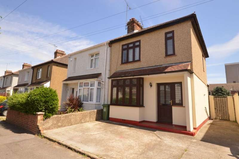 3 Bedrooms Semi Detached House for sale in Lincoln Road, Erith, DA8