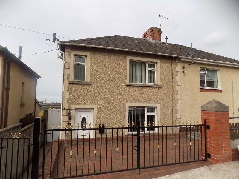 3 Bedrooms Semi Detached House for sale in Lansbury Avenue, Margam, Port Talbot, Neath Port Talbot. SA13 2LE
