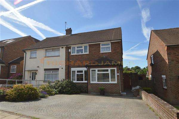 4 Bedrooms Semi Detached House for sale in Ramillies Road, London