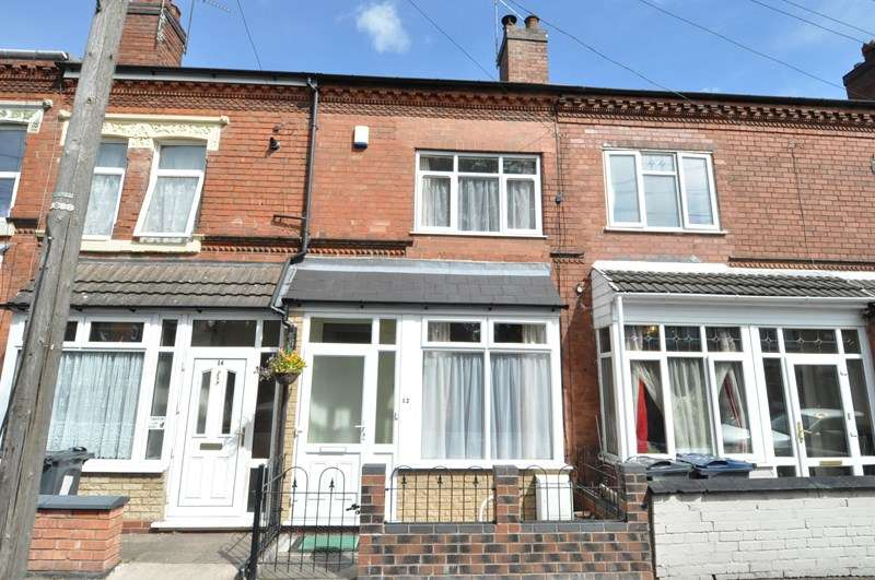 2 Bedrooms Terraced House for sale in Oxford Street, Stirchley, Birmingham
