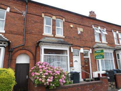 2 Bedrooms Terraced House for sale in Harbury Road, Birmingham, West Midlands