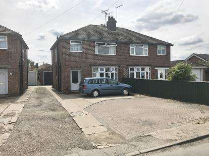 3 Bedrooms Semi Detached House for sale in Priory Road, Fishtoft, Boston, Lincolnshire
