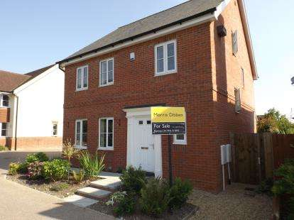 5 Bedrooms Detached House for sale in Abbotswood, Romsey, Hampshire