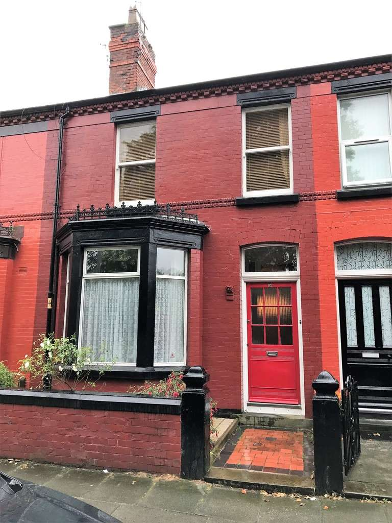 4 Bedrooms Terraced House for sale in 62 Arundel Avenue, Liverpool L17 2AX