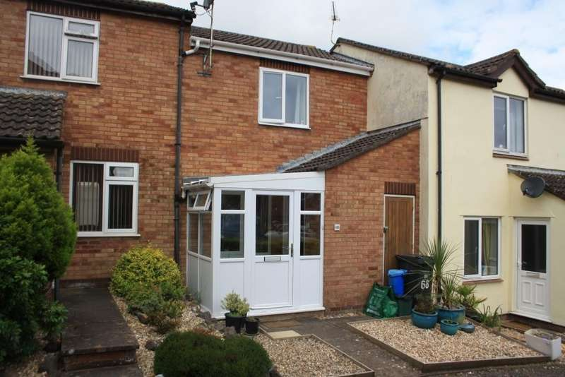 2 Bedrooms Terraced House for sale in Honiton