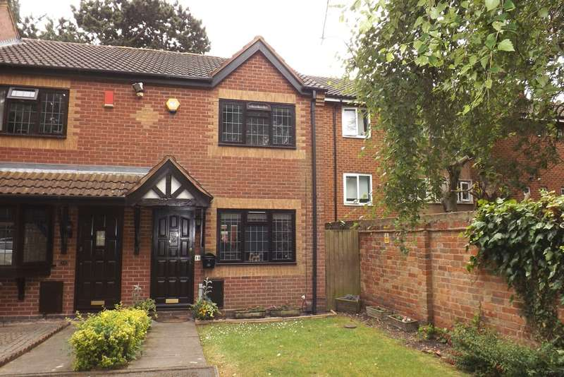 2 Bedrooms End Of Terrace House for sale in The Cedars, Birmingham