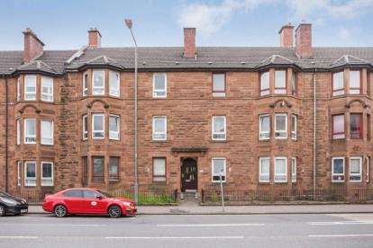 2 Bedrooms Flat for sale in 1537 Dumbarton Road, Scotstoun, Glasgow