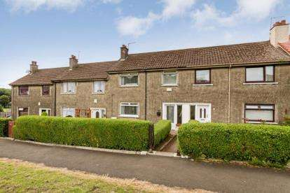 3 Bedrooms Terraced House for sale in Limecraigs Crescent, Paisley