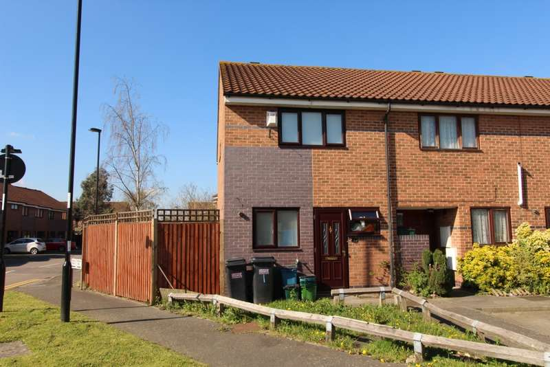2 Bedrooms End Of Terrace House for sale in Towpath Way, Addiscombe, CR0