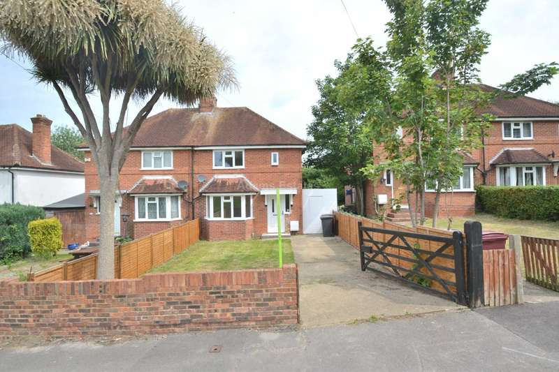3 Bedrooms Semi Detached House for sale in Cressingham Road, Reading