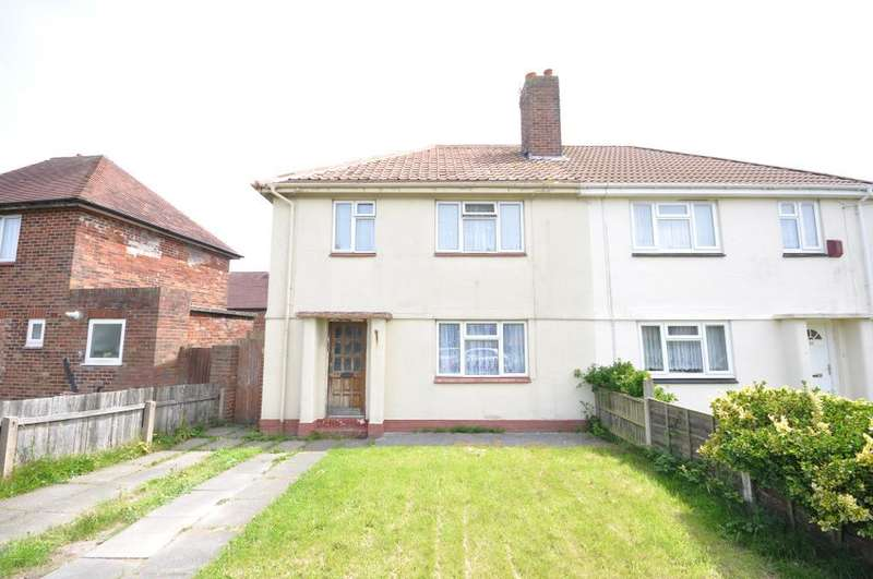 3 Bedrooms Semi Detached House for sale in Bathurst Avenue, Blackpool, Lancashire, FY3 7RL