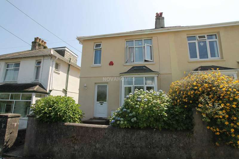 3 Bedrooms Semi Detached House for sale in Lucas Lane, Plympton, PL7 4EY