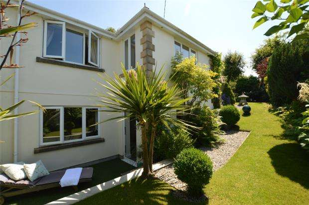 4 Bedrooms Detached House for sale in Limes Lane, Liskeard, Cornwall