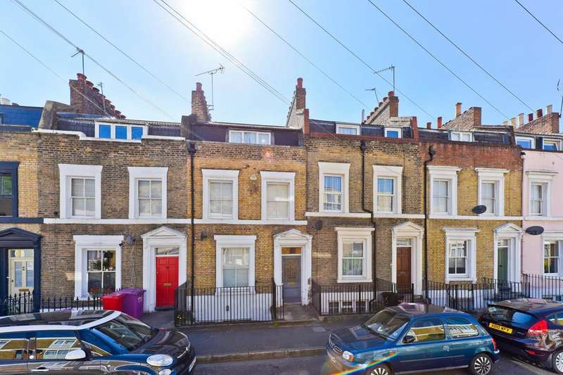 3 Bedrooms Terraced House for sale in Brokesley Street, London E3